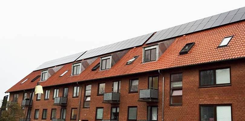 Solcelleanlæg til Erhverv - Boligforeninger