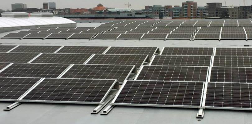 Solceller erhverv - Virksomheder og offentlige institutioner