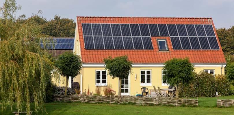 Solcelle priser- Private boliger