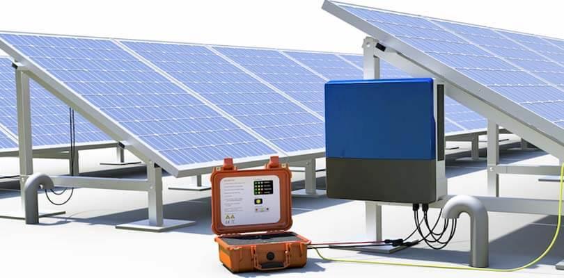 Fejl på solcelleanlæg